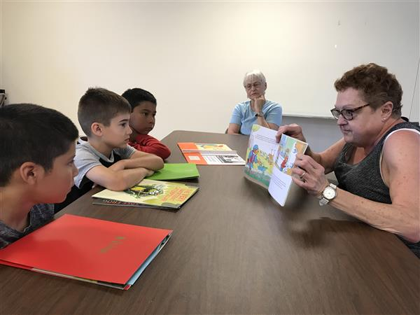Montgomery County Introduces Summer Reading Pals Program