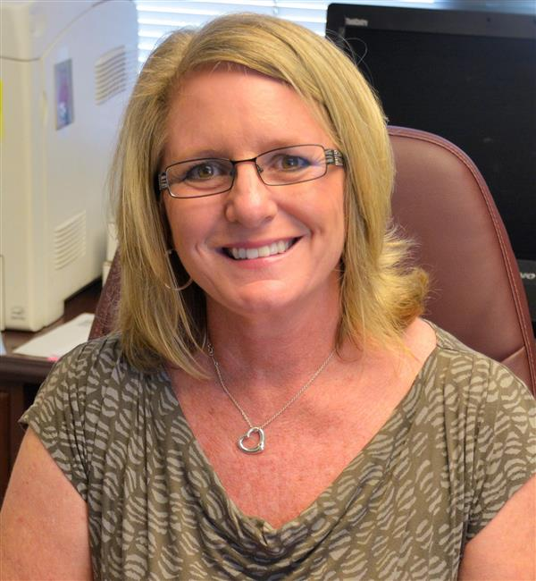 Picture of Sloan Browning, Principal of Mt. Gilead Elementary