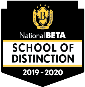 Page Street Elementary is a 2019-2020 National Beta School of Distinction
