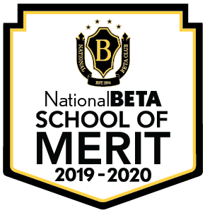 Page Street Elementary is a 2019-2020 National Beta School of Merit