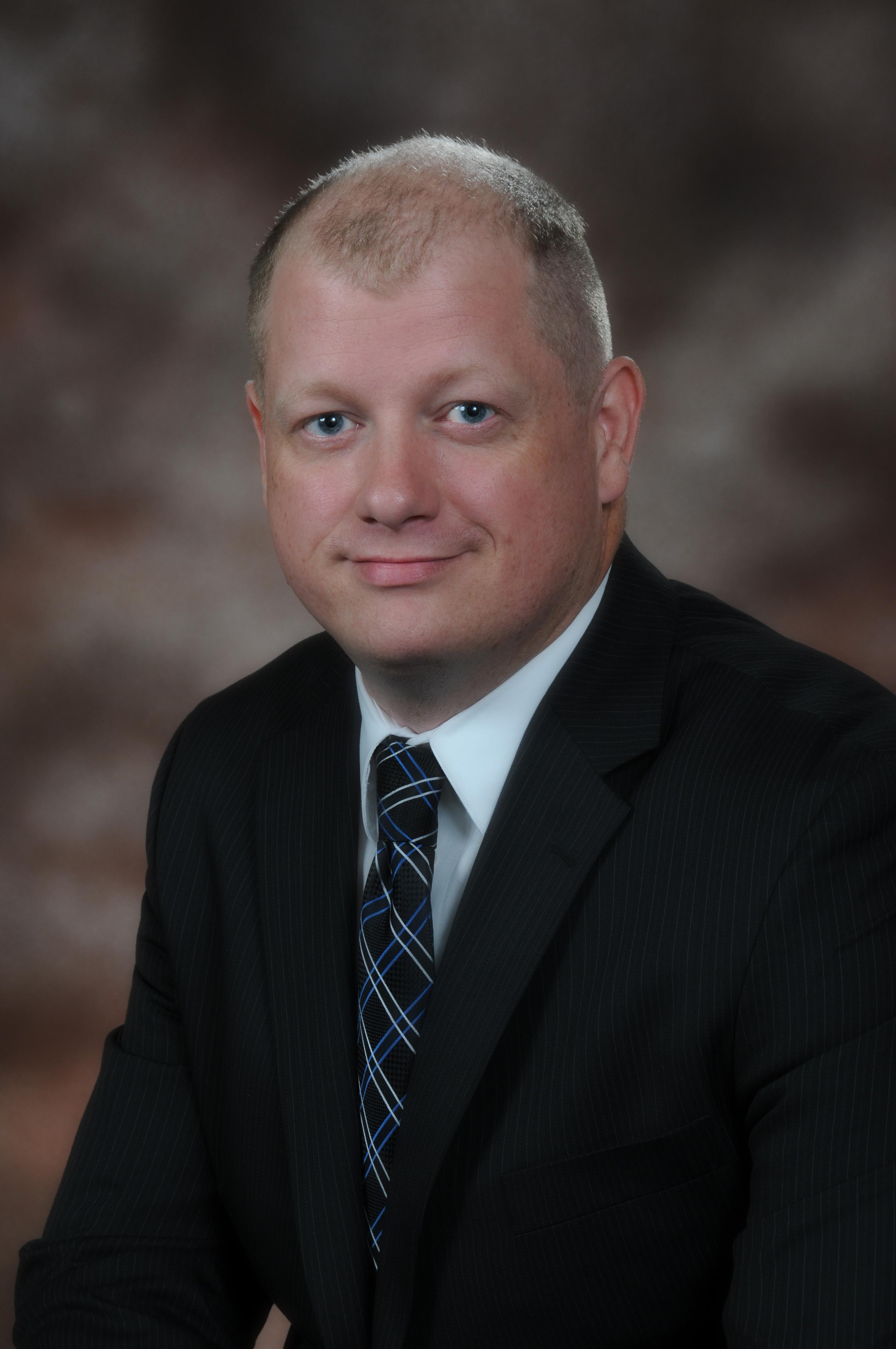 Superintendent Dr Dale Ellis