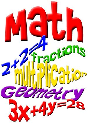 Math Symbols and Images. This is a link to a school page with links to math games and links for students.