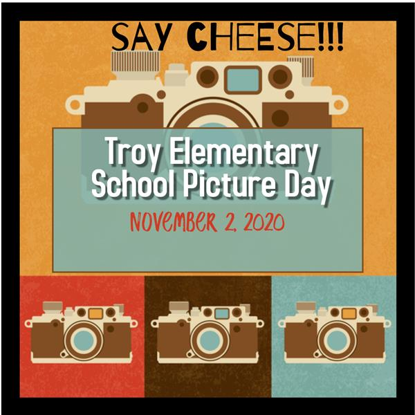Fall Picture Day- November 2, 2020 https://www.signupgenius.com/go/8050c4baeae2fa3fe3-troy