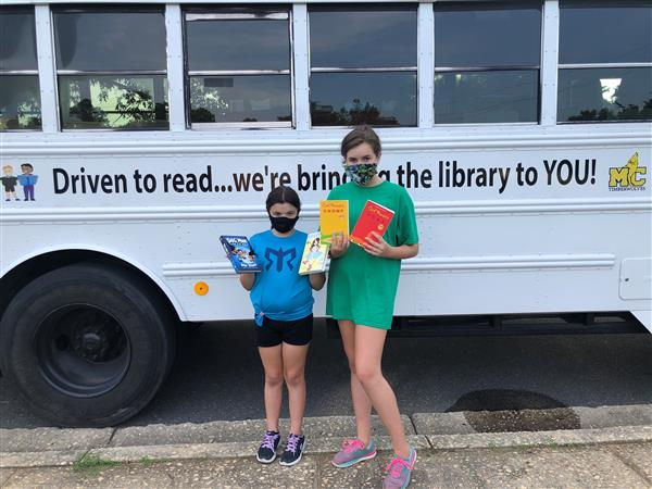 IAL Book Bus Dates