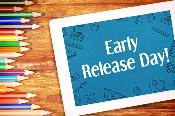 Three Hour Early Release Day November 9