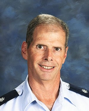 Lt. Col. Croucher
